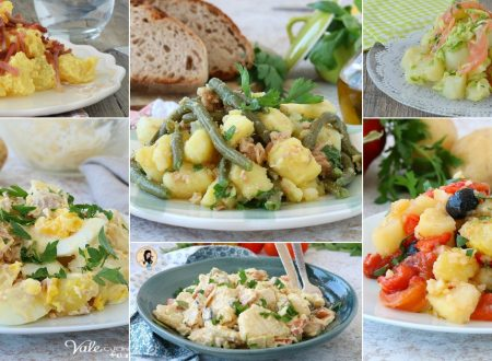INSALATE DI PATATE 6 RICETTE FACILI