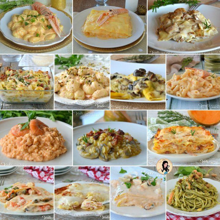 PRIMI PIATTI DI NATALE le migliori ricette facili e veloci