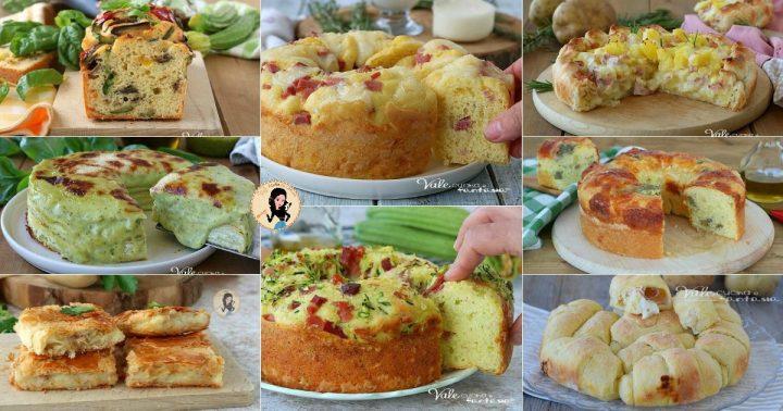 Torte rustiche per le feste 10 ricette sprint