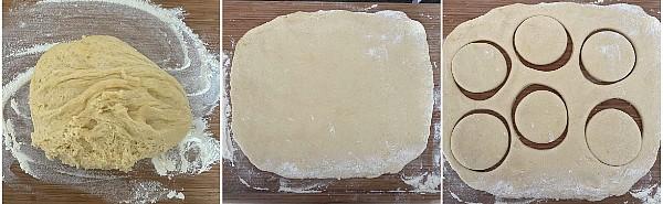BOMBE SALATE AL FORNO morbidissime con prosciutto e formaggio