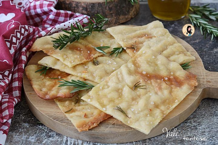 SCROCCHIARELLA ROMANA ricetta per farla in casa
