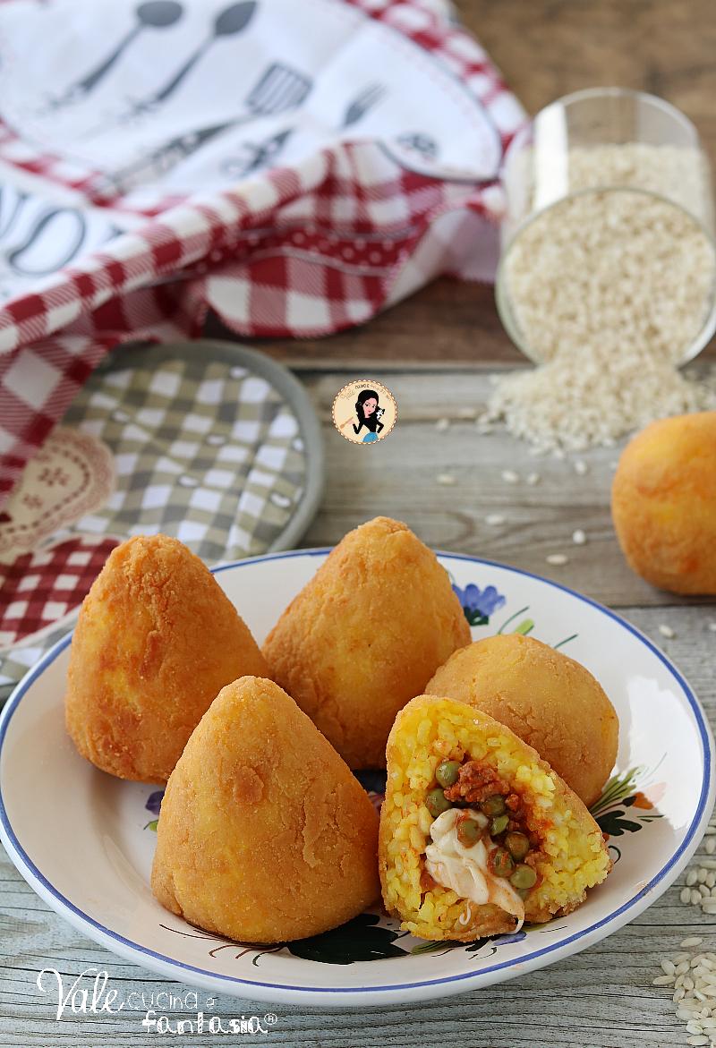 ARANCINI DI RISO ricetta siciliana originale