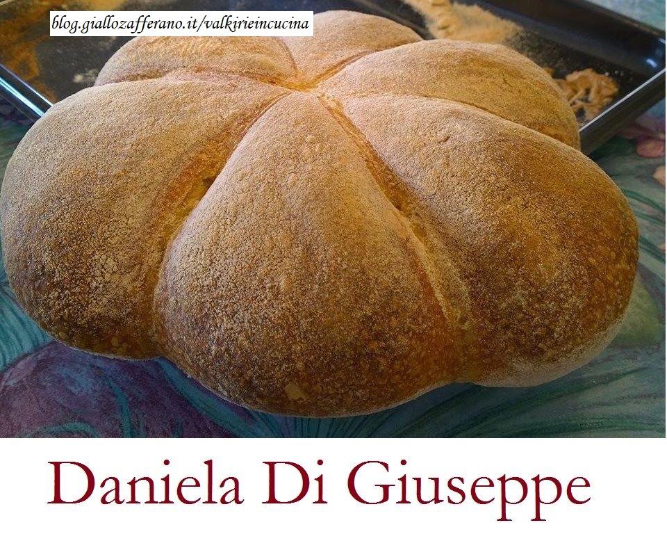 Pane alla Zucca di Daniela Di Giuseppe