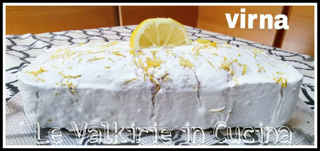 Plumcake Glassato al Limone