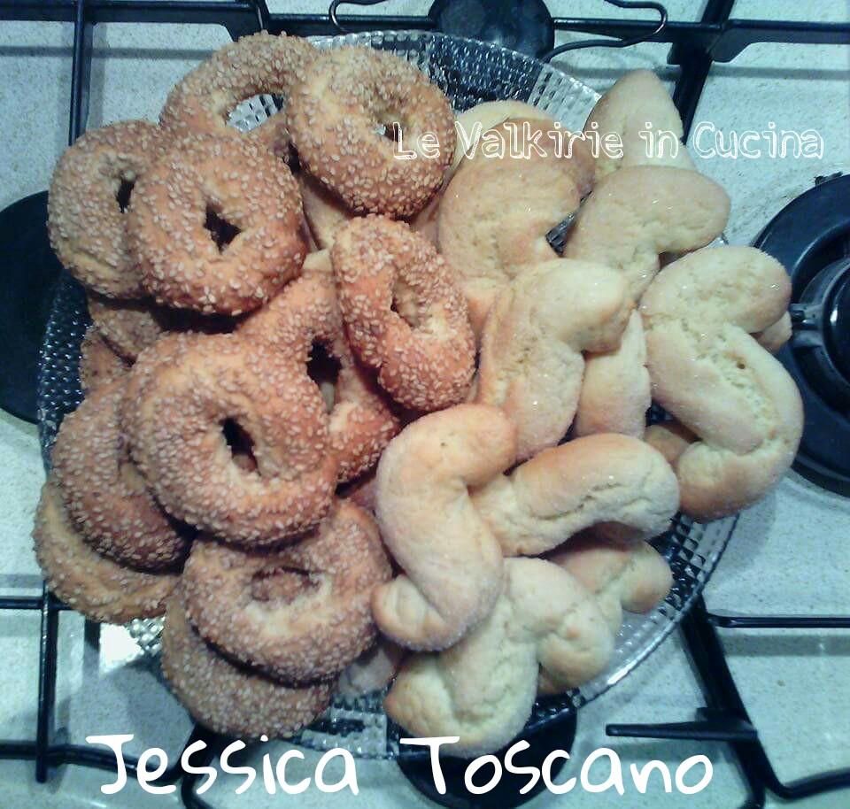 Biscotti Caserecci di Jessica Toscano