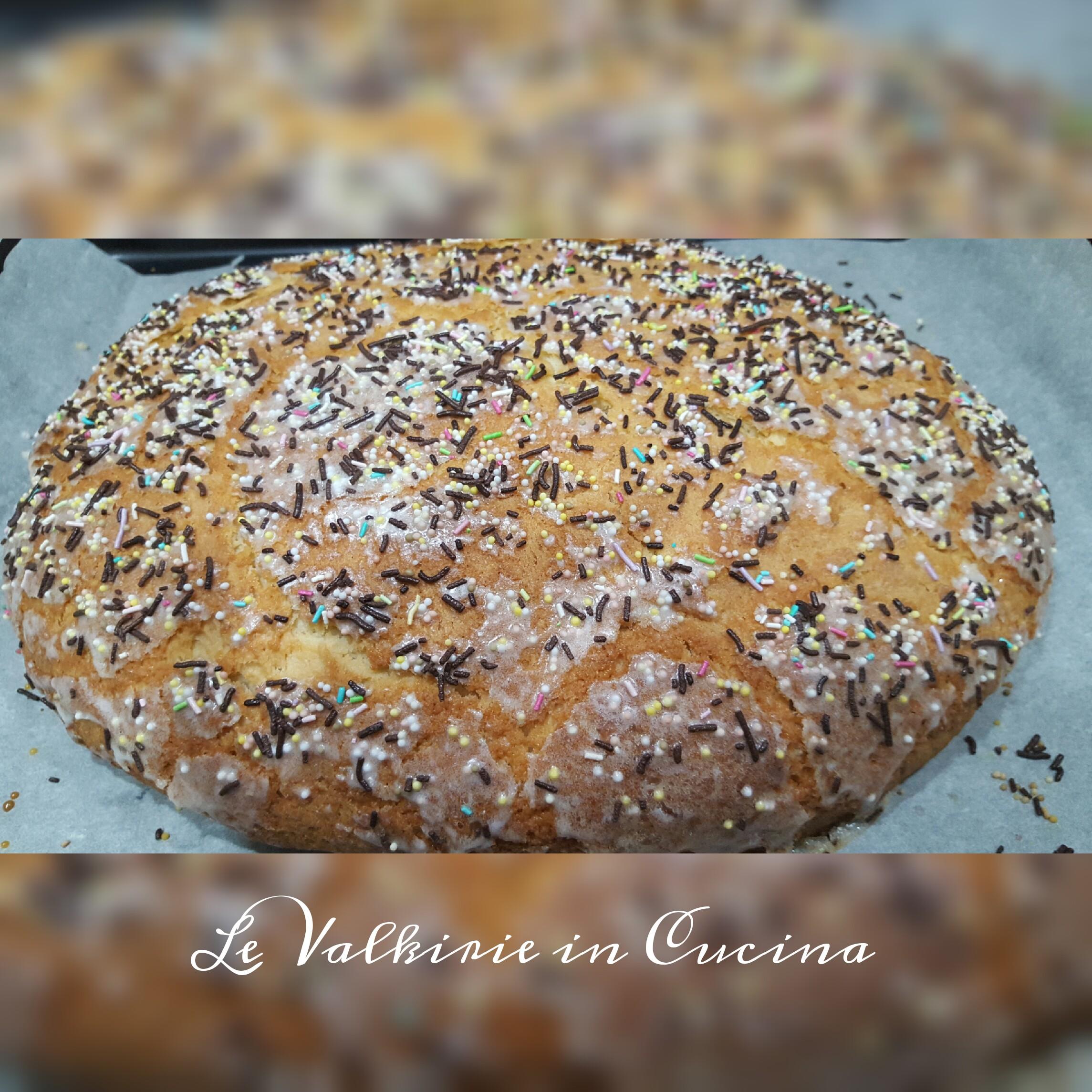 Pizza di Pasqua Aquilana