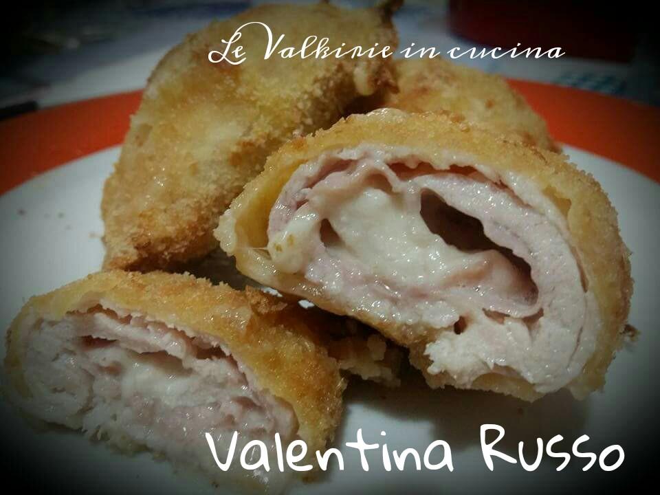Involtini di pollo al forno di Valentina Russo