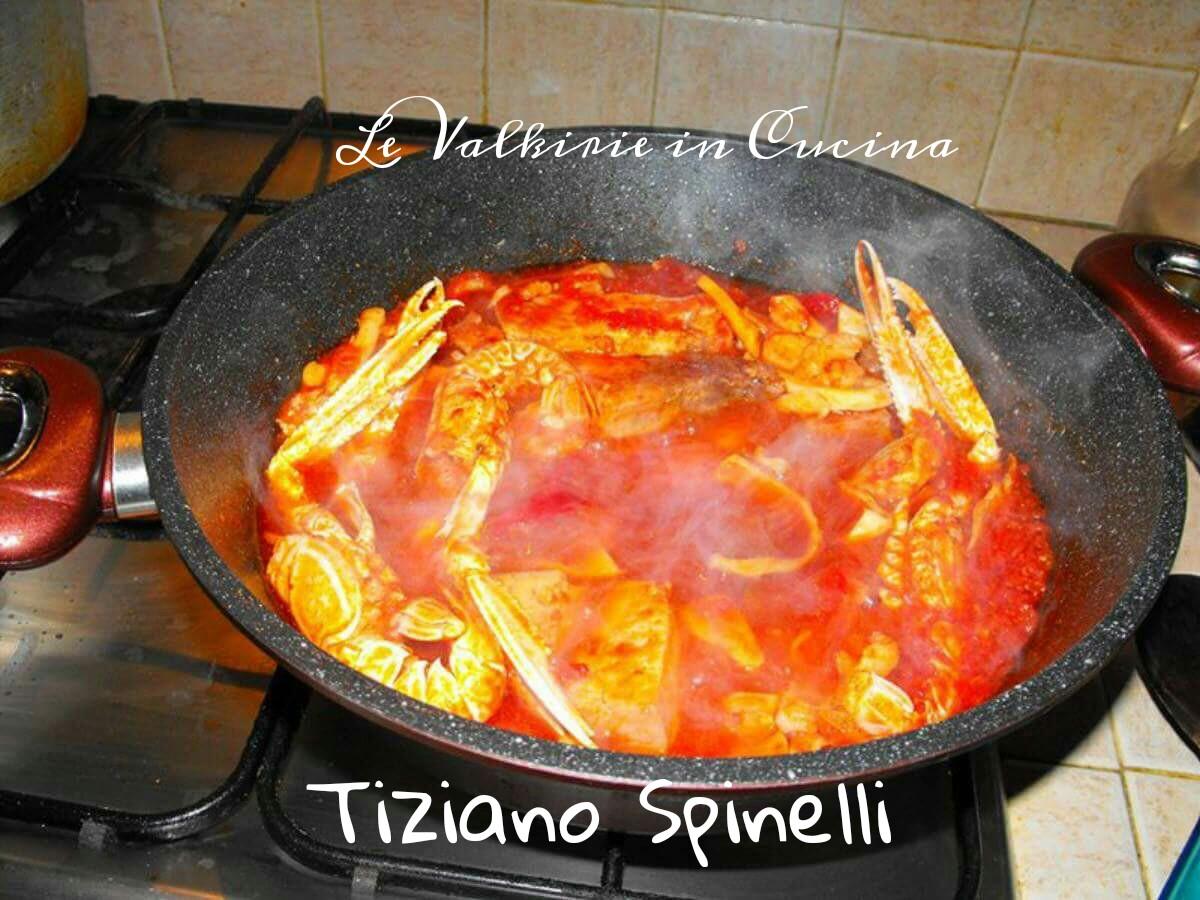 Zuppa di mare di Tiziano Spinelli