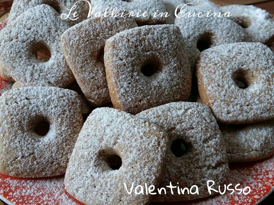 Biscotti al cioccolato al latte di Valentina Russo