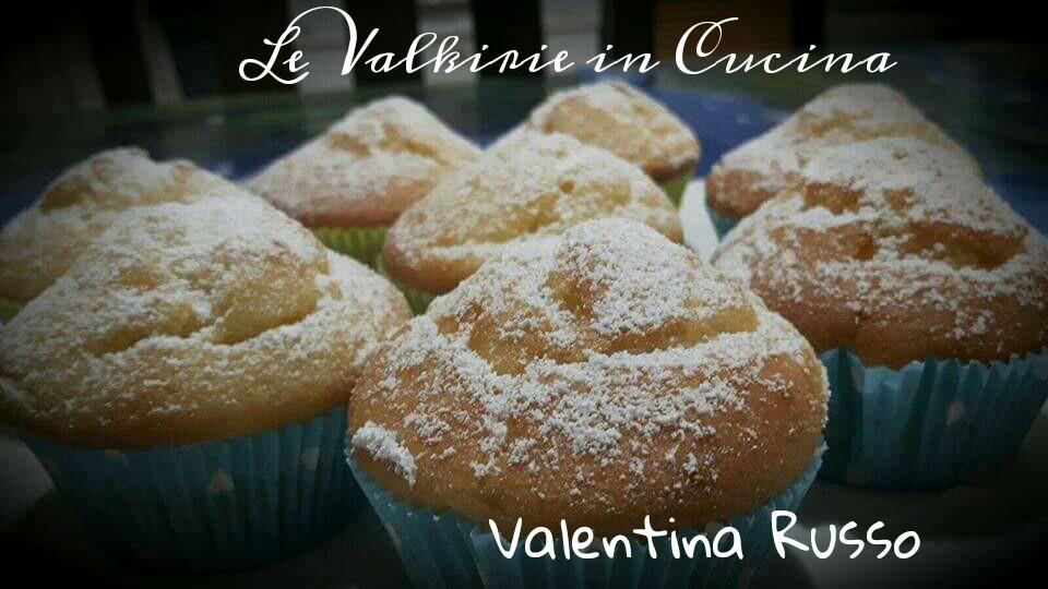 Muffin alla ricotta di Valentina Russo