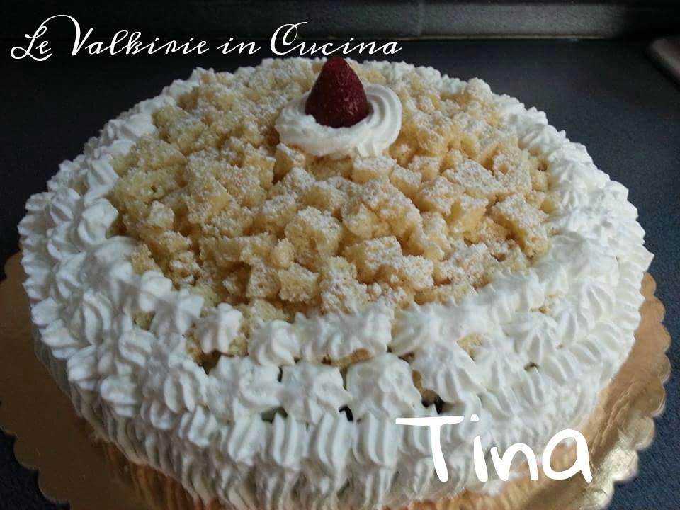 Torta Mimosa di Tina