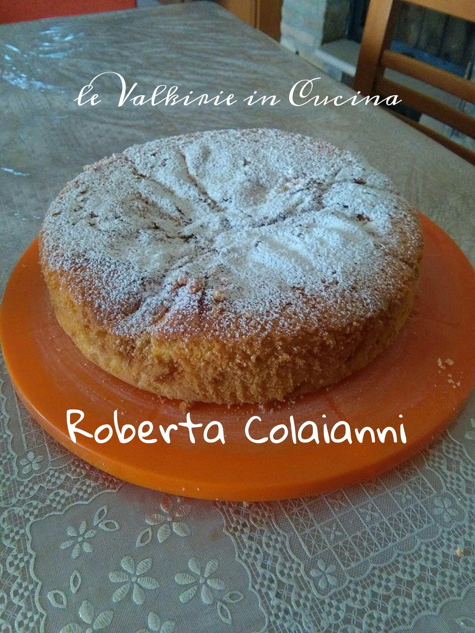 Torta di mele di Roberta Colaianni