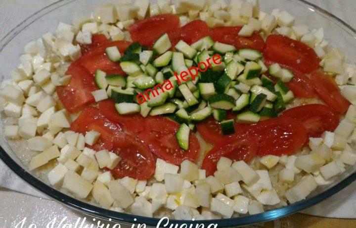 Torta di riso al Forno di Anna Lepore