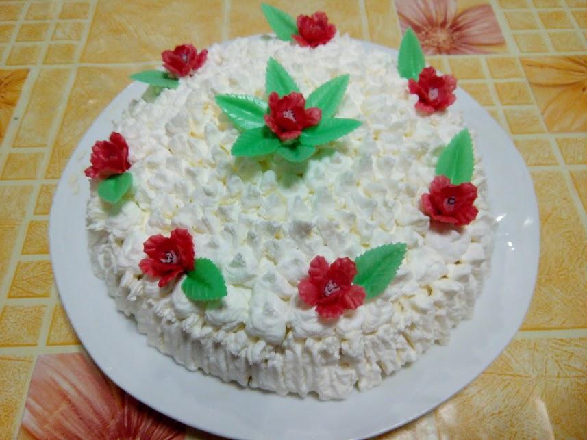 La torta per il mio compleanno