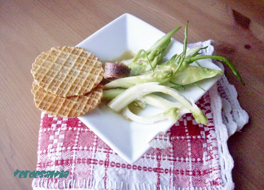 Puntarelle con salsa d 39 acciughe verdesalvia for Piatto tipico romano