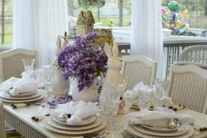 Idee per la tavola di Pasqua