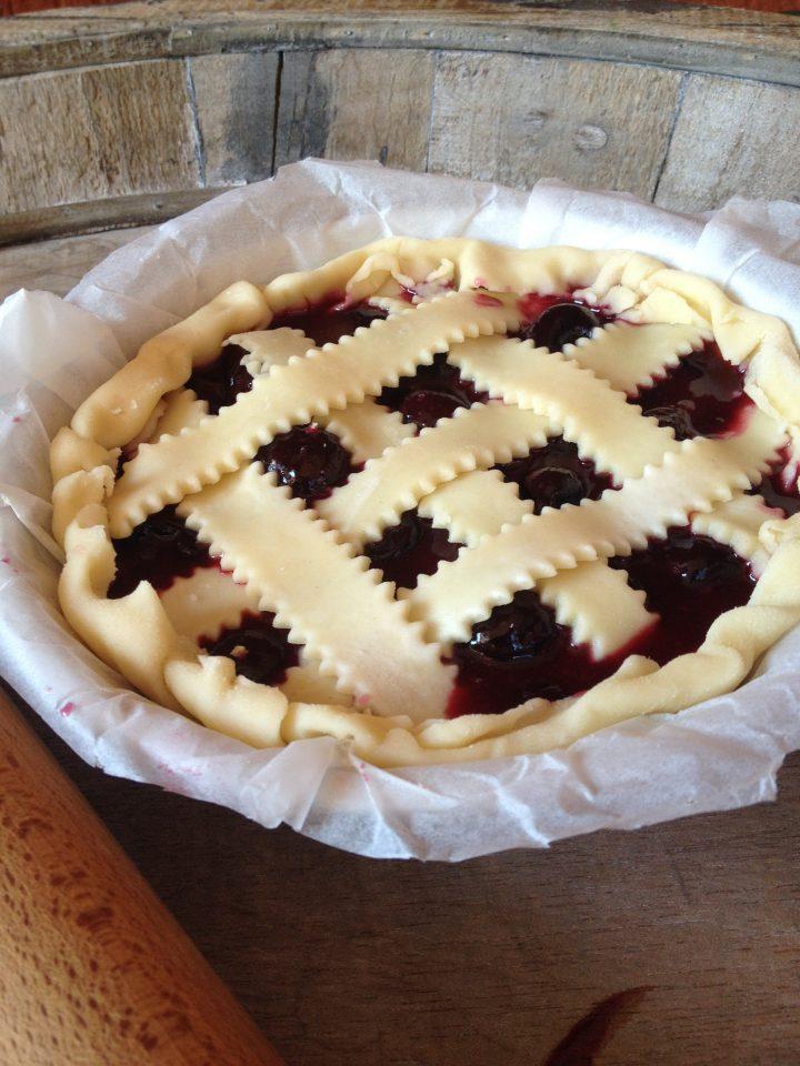 Pie di ciliege