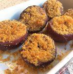 Cipolle rosse gratinate