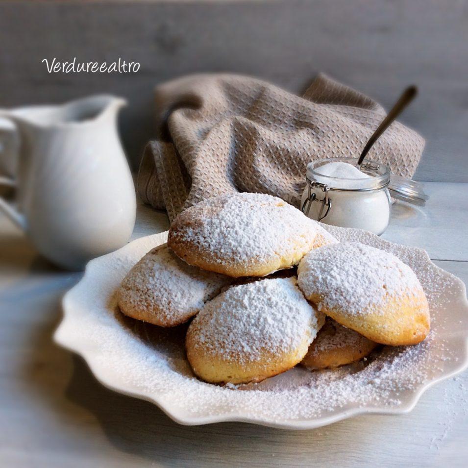 Biscottoni per colazione