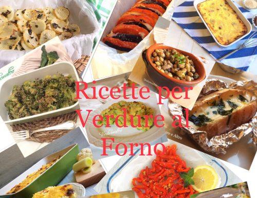 Raccolta Ricette Verdure al Forno