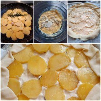 Patate e ricotta