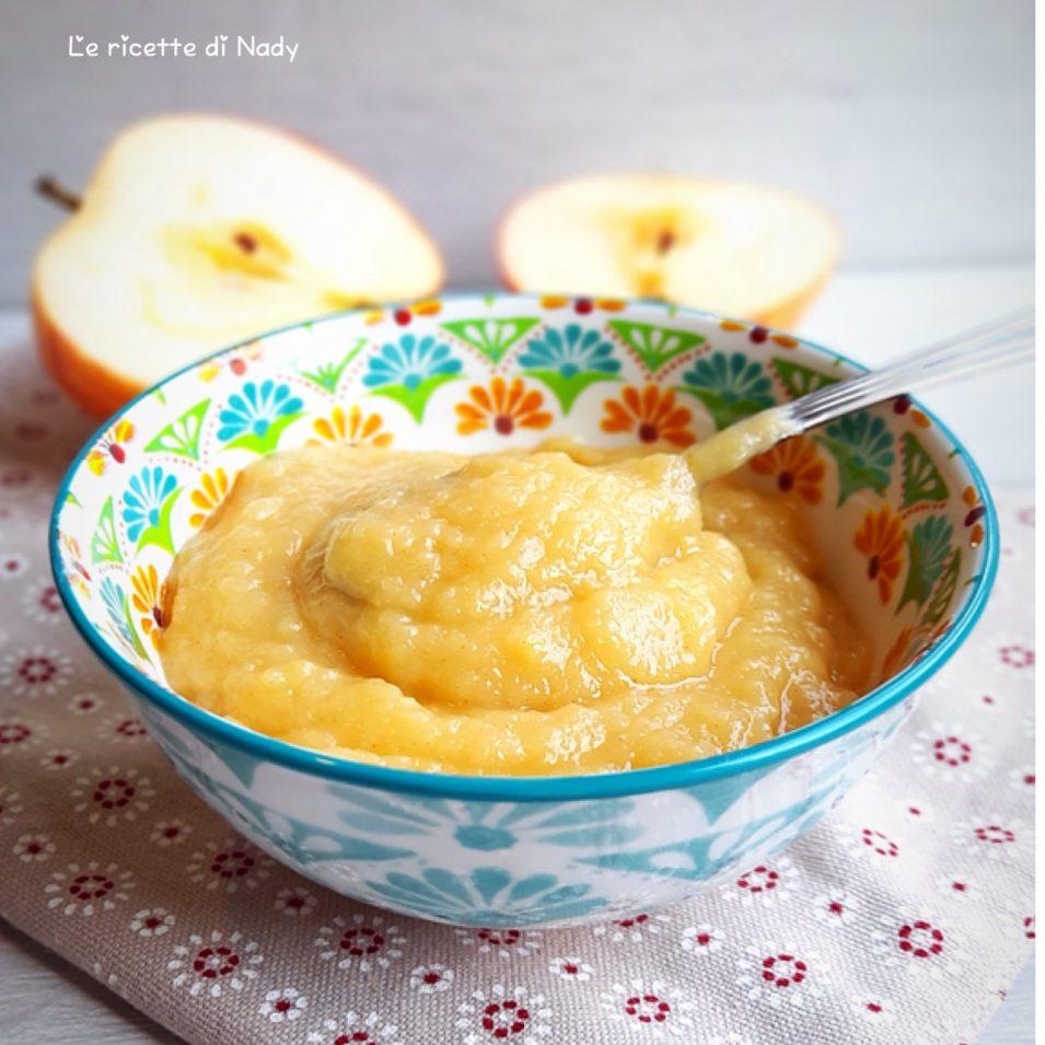 Salsa di mele per Arrosti