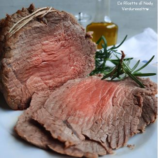 Roast-beef all'Inglese in Pentola