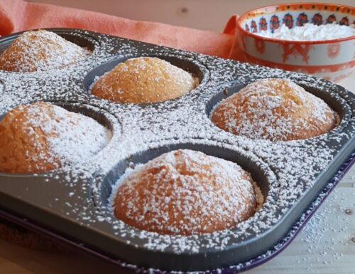 Video ricetta per preparare i fantastici Muffin al Cocco Rapè
