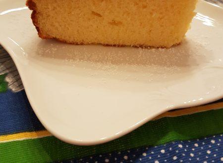 Torta sofficissima al Latte