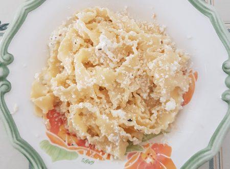 Pasta con la Ricotta