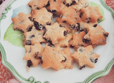 Biscotti all'Uva Sultanina
