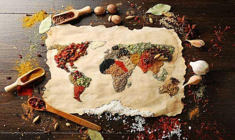 ViaggiandoMangiando versione estiva: un blog di ricette  …a modo mio…