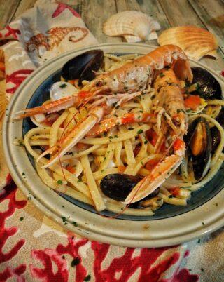 Ricetta originale scialatielli ai frutti di mare