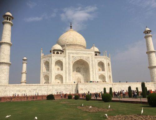 Giorno 3: Taj Mahal