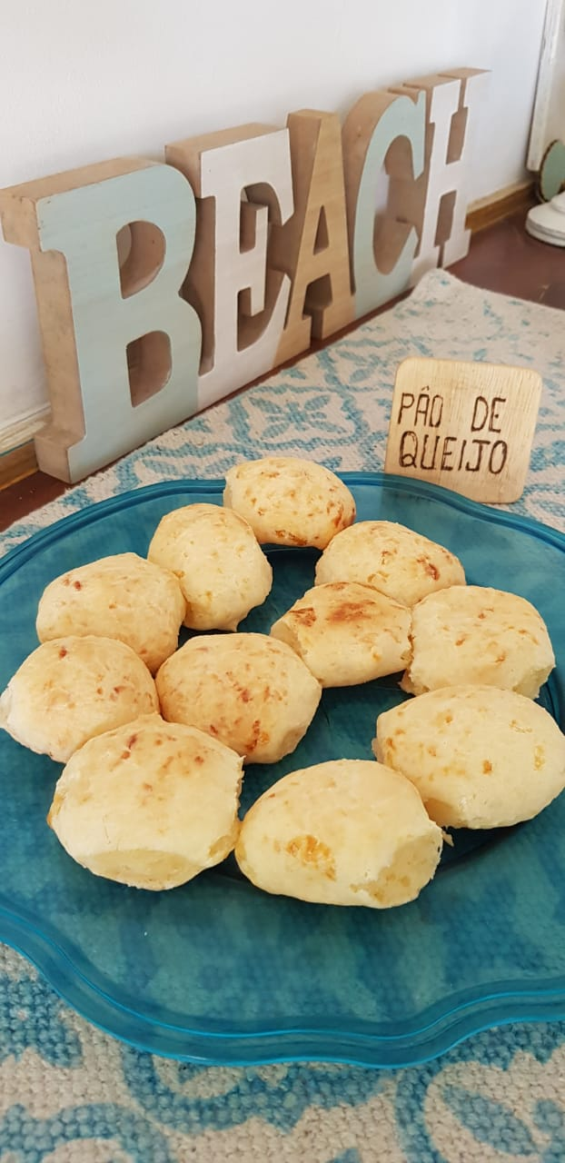 Ricetta pao de queijo i panini di formaggio brasiliani ViaggiandoMangiando