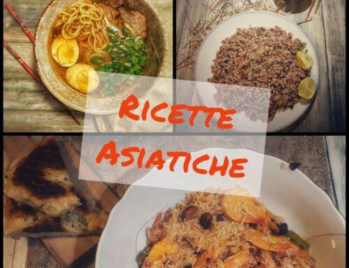 Ricette asiatiche