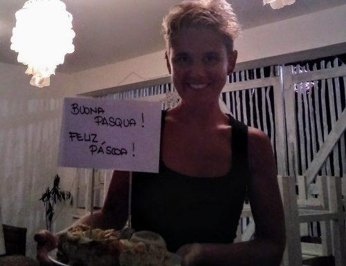 Jericoacoara 3.8: buona Pasqua, feliz Pascoa, dal Brasile!