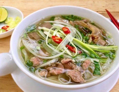 Zuppa Pho (Viet Nam)