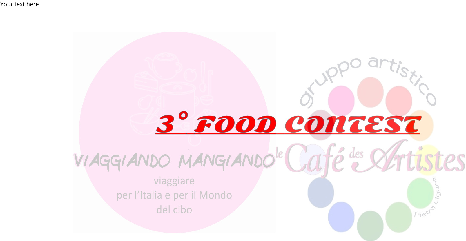 #FoodContest