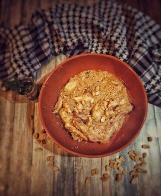 ricetta poulet au Nyembwe Gabon ViaggiandoMangiando