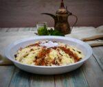 Ricetta seffa dolce con mandorle e uvetta