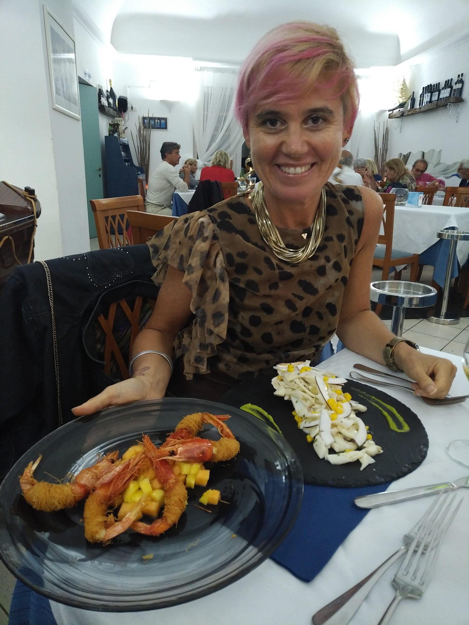 Giorno 5: l'isola di Ponza e le sue specialità