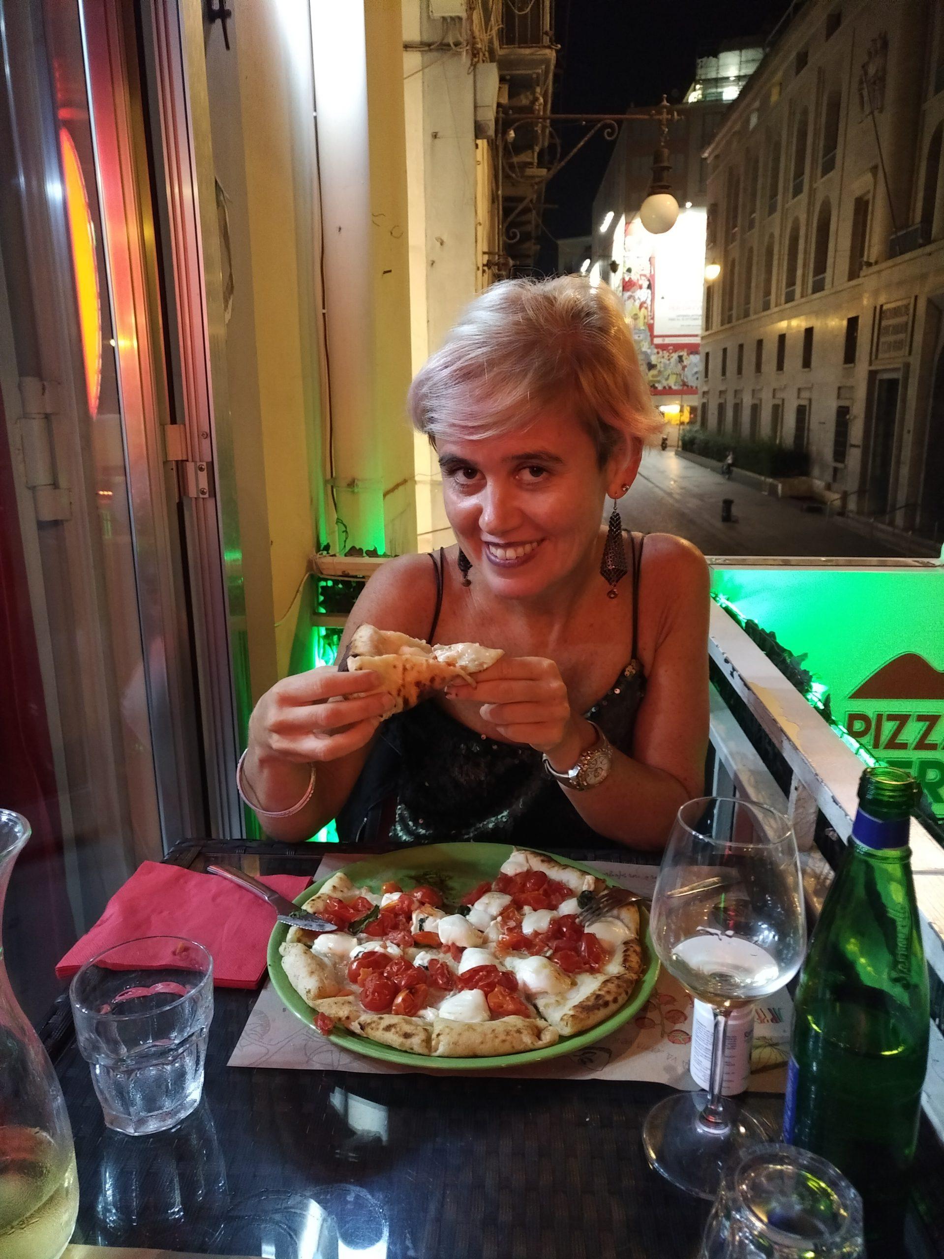 Giorno 11: i castelli e la pizza di Napoli
