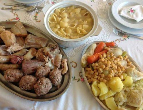 Escudella y carn d'olla (Spagna)