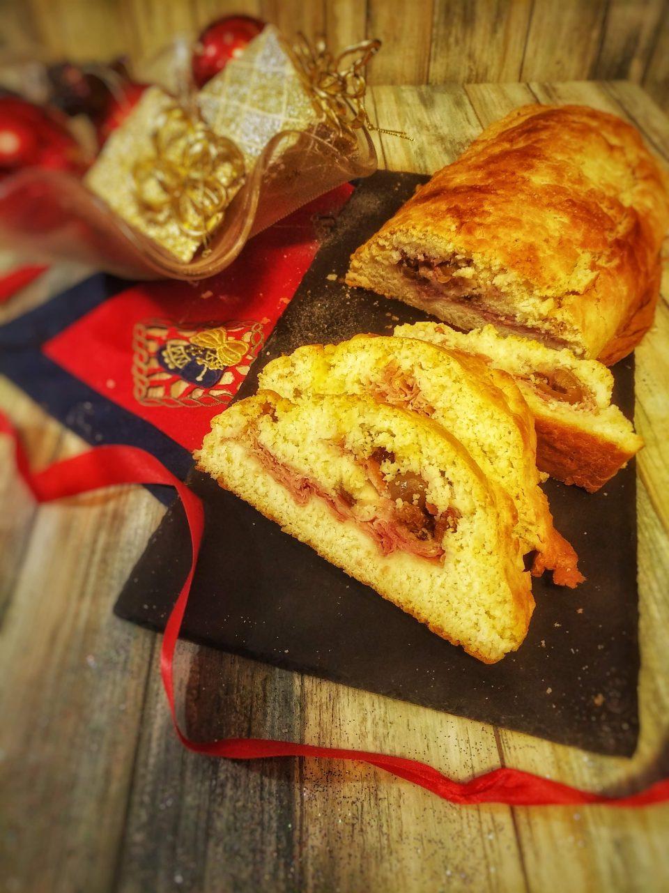 Ricetta pan de jamon Natale in Venezuela ViaggiandoMangiando