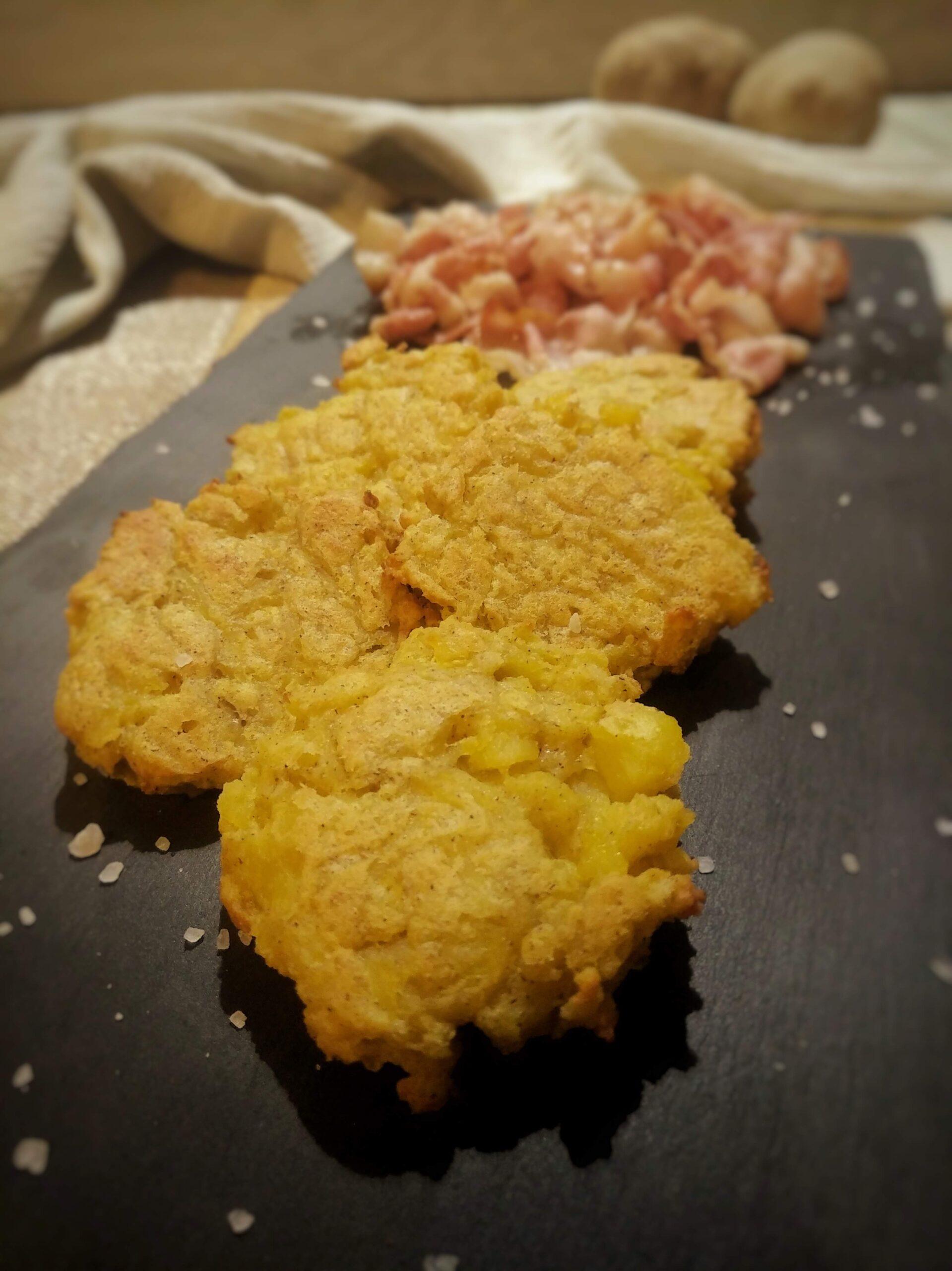 Tattie scones (Scozia)