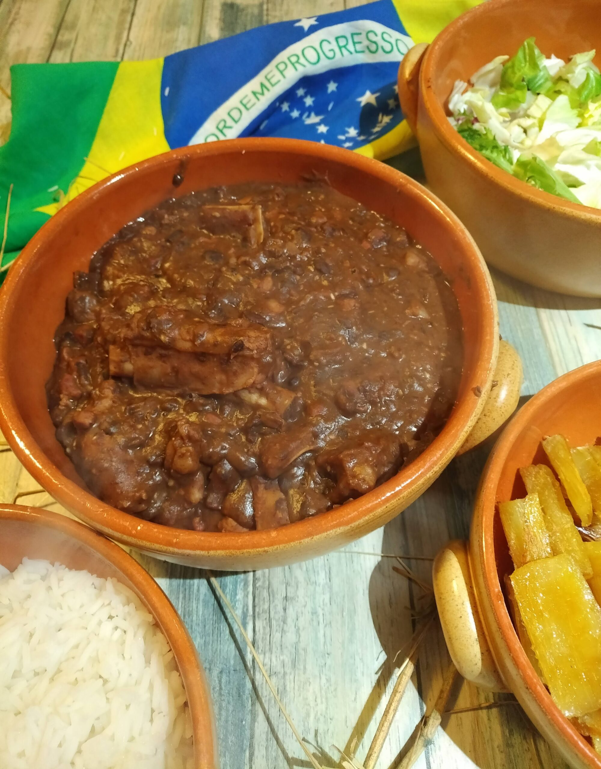 Feijoada carioca (Brasile)