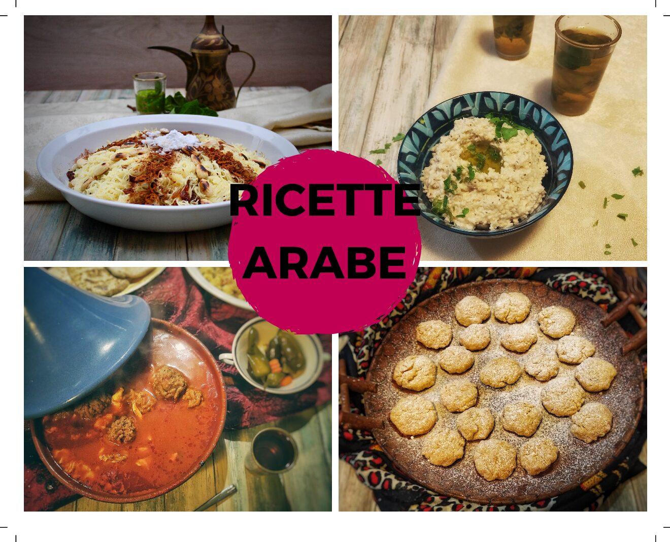 Ricette arabe