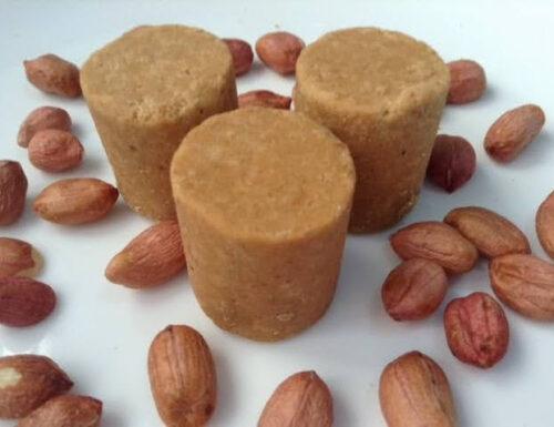 Paçoca de amendoim (Brasile)