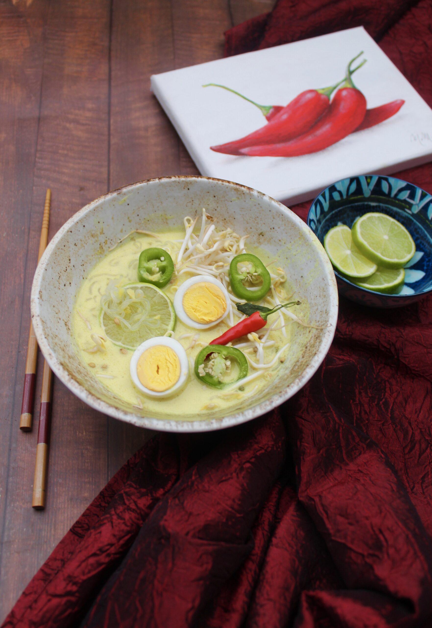 Curry Laksa (Malesia)